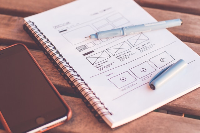 Mobile App Design Sketch - AppCore Labs